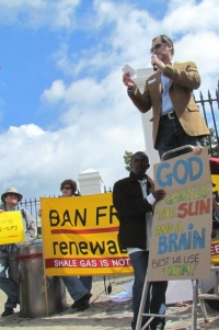 Fracking in SA: how can they say it's safe?