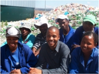 Waging war on waste in eBhayi