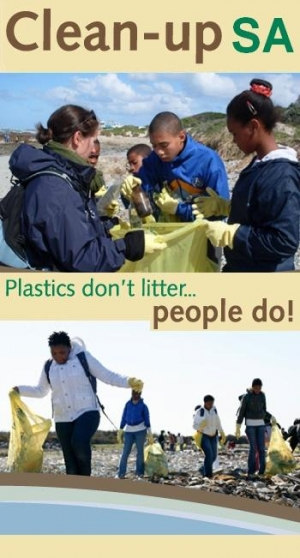 September is Clean-up South Africa Month