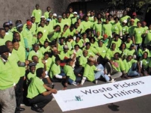 the future of SA's waste pickers