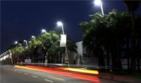 LED energy-saving streetlights showcased in Durban