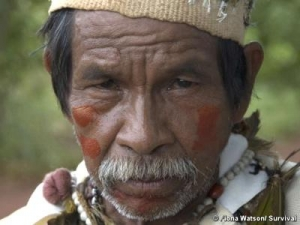 Brazil Indians demand Shell leave their land
