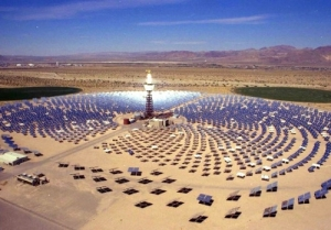 Growing a solar thermal power economy