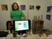Cool stands at the Green Expo
