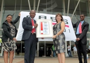 Durban receives environmental certificate