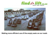 Sharing lifts, reducing costs, saving energy