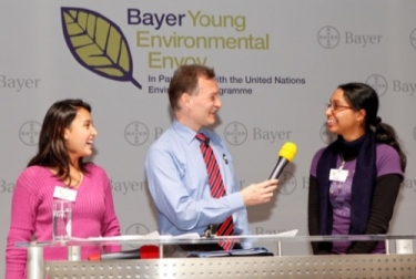 Apply for youth environmental gathering