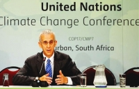 Africa disappointed by US Statements on 2C Target