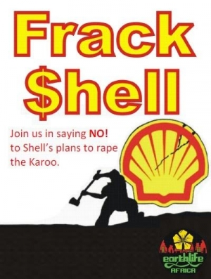 boycott shell to save our water!
