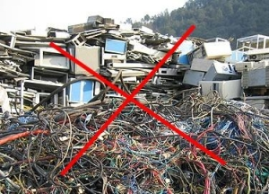 Keeping e-Waste out of Cape Town landfills