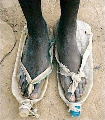 shoes donated