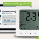 efergy wireless electricity monitor screen