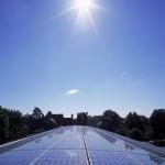 solar-panels-sun-green