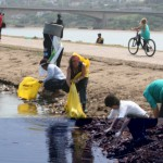 global_work_party_river_green_news_rubbish_cleanup