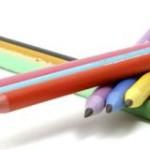 pencils_polystyrene_waste_green