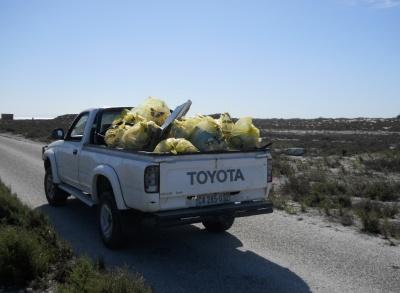 robben_island_beach_clean-up_petco_plastics