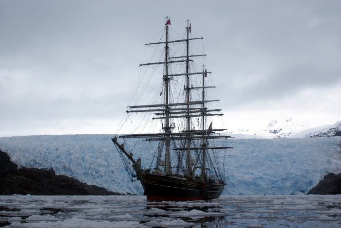 sarah darwin ship origin species beagle sail5