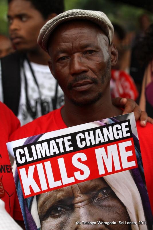COP17 African global UN