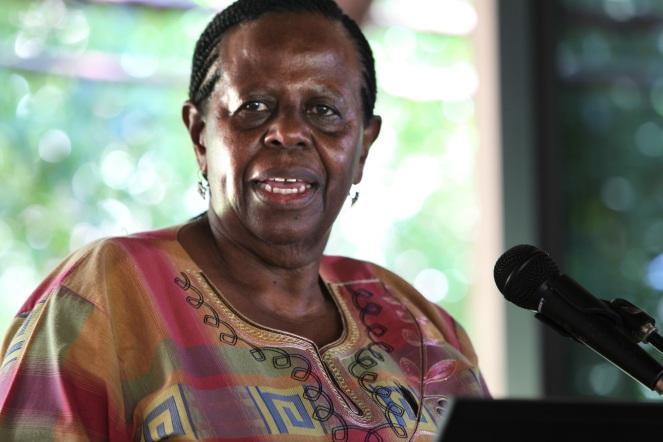 Dept Minister Rejoice Mabudafhasi