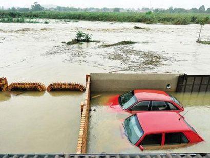 What if  floods in Kliprivierspruit INFR
