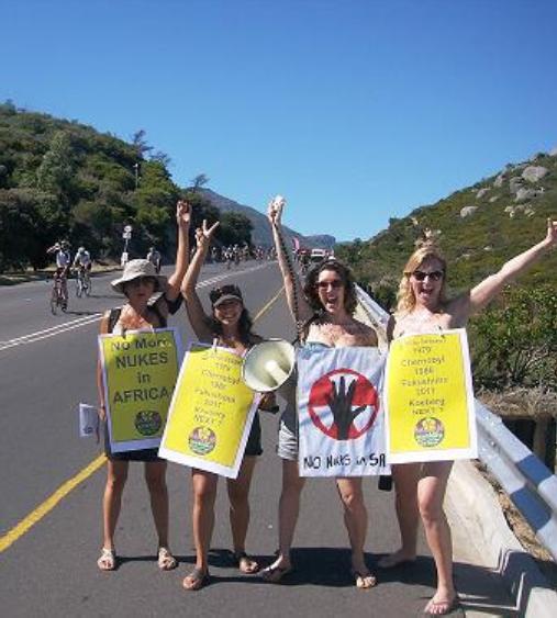 Cape Argus anti-nuclear -6