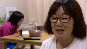 Fukushima survivor - mother expects nothing