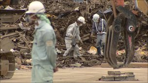 Fukushima survivor - recycling the wreckage