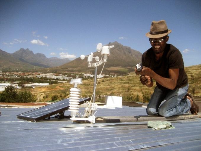 iShack Stellenbosch TsamaHub HOPE 4