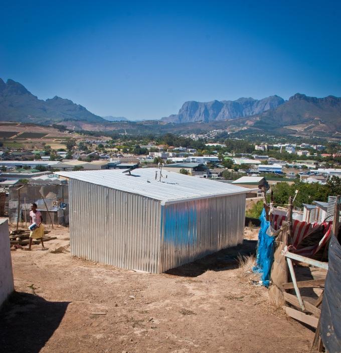 iShack Stellenbosch TsamaHub HOPE 5