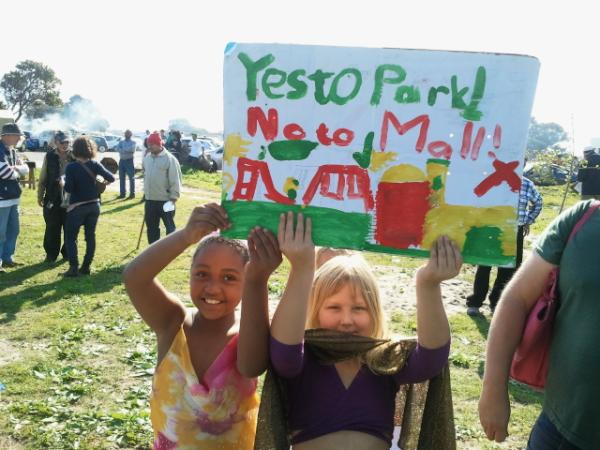 Peoples Protest for Princess Vlei -4