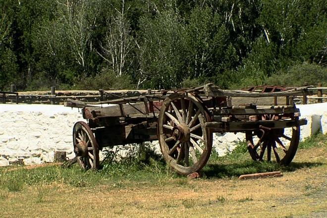 graaff reinet wagon