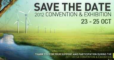 green building council convention 2012 - save the date