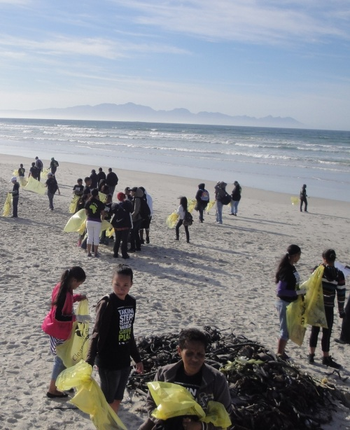 world oceans day - beach clean-up -2