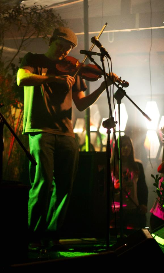 jeremy loops-violin
