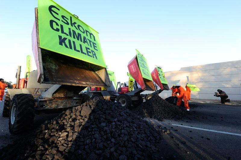 Eskom - climate killer