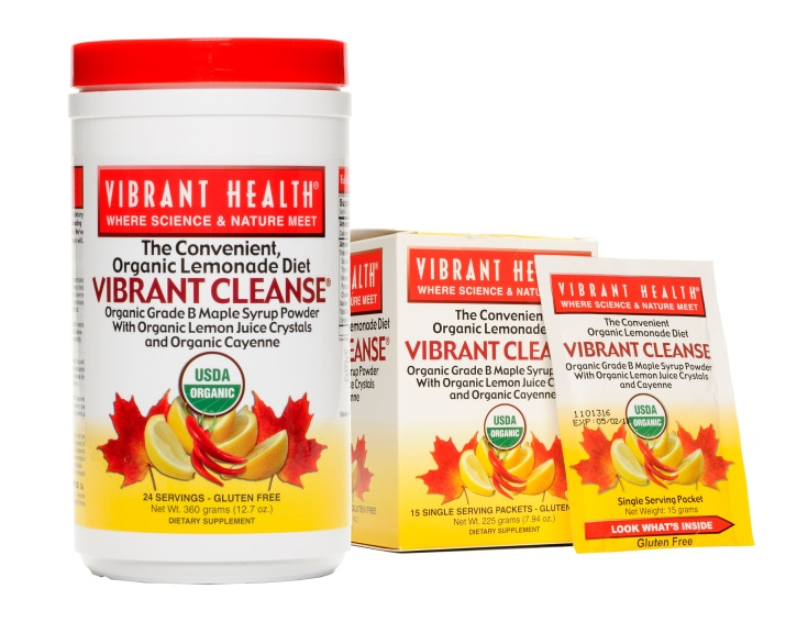 vibrant cleanse