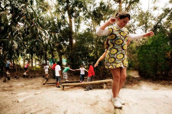 Camp Africa - jump