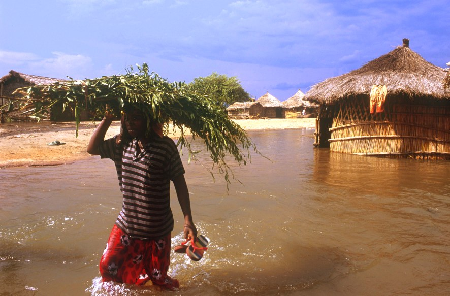 Mozambique flood