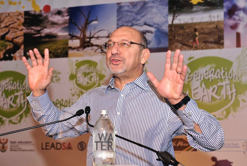 Generation Earth - Trevor Manuel