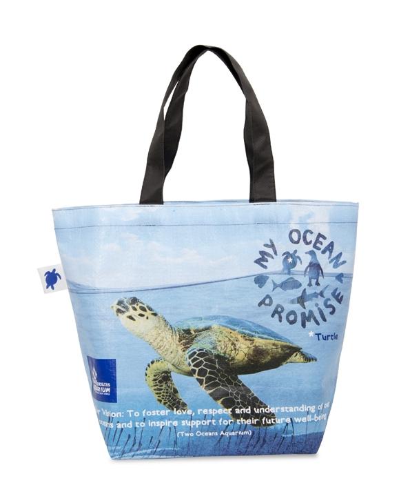 woolworths ocean bag-1
