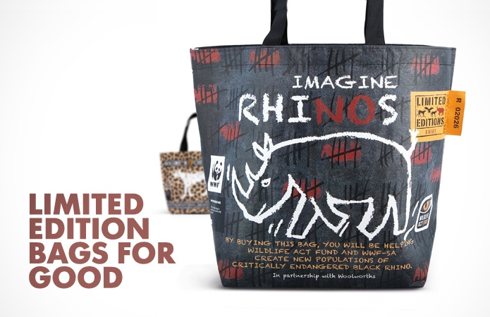 woolworths rhino bag