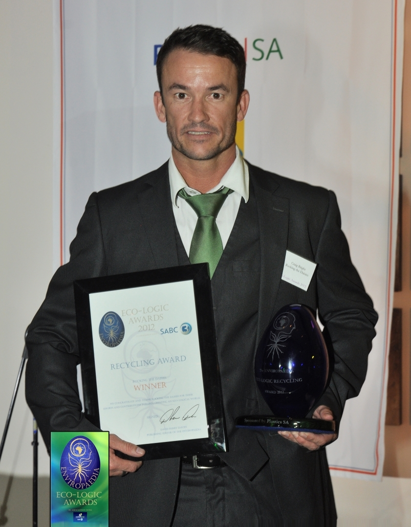 Rocking the Daisies won awards for Recycling and Transport2
