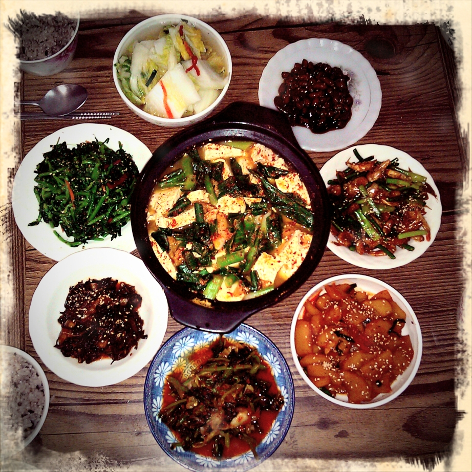 South Korea food  democracy tour2