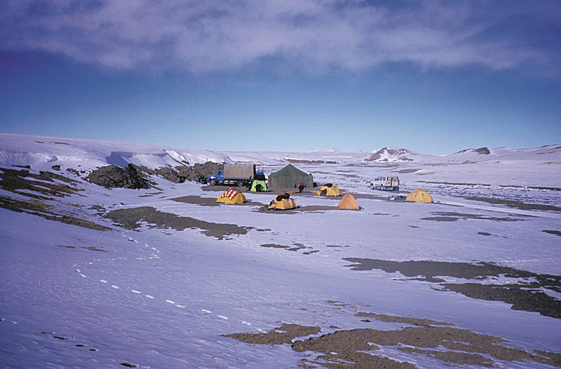 tibet 2 schaller encampment