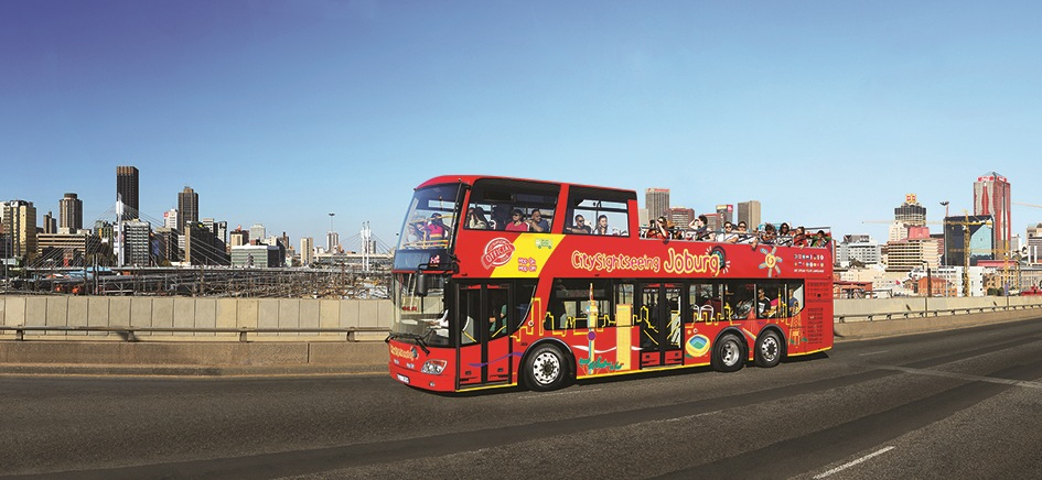Joburg Red City Tour
