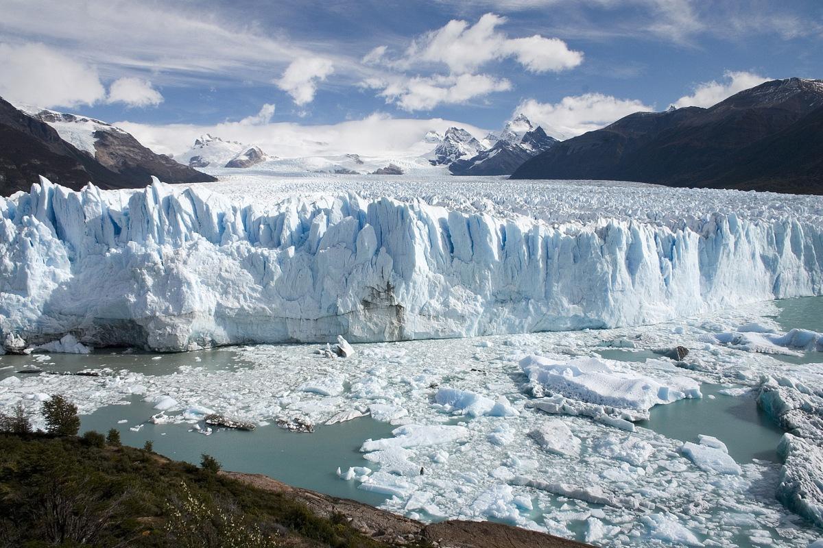 glacier perito moreno patagonia argentina luca galuzzi