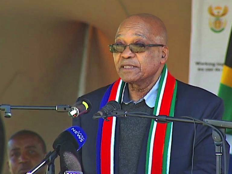 youth day 2013 - President Jacob Zuma
