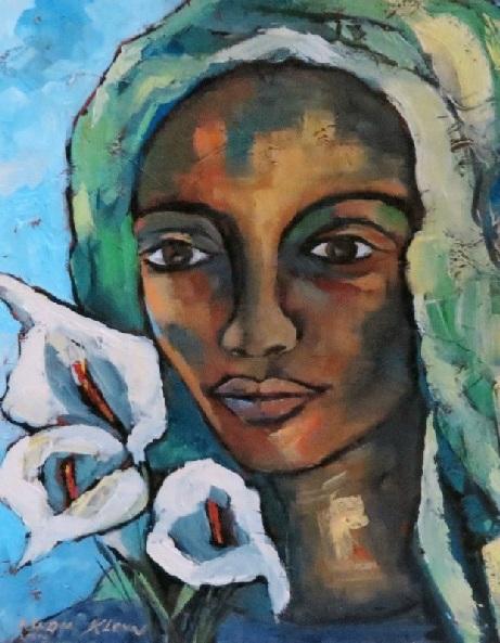 art auction - nadia kleyn