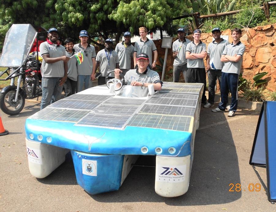Wits Solar Car