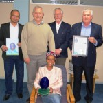 George scoops top Municipality Award